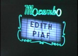 1955-ben a Mocambo színpadán New Yorkban.