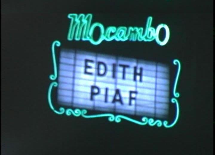 Edith Piaf Amerikában
